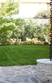 realizzazione giardini - Romano giardini, dal piccolo giardino al giardino di prestigio.